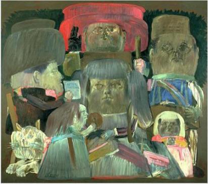 """""""La Camera degli Sposi"""", 1958"""