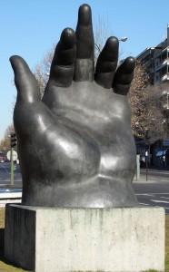 """La Mano"", a Madrid."