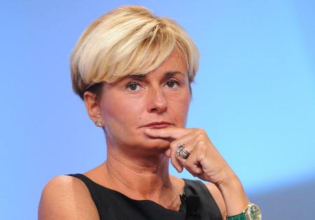 Federica Guidi, Ministro per lo Sviluppo Economico.