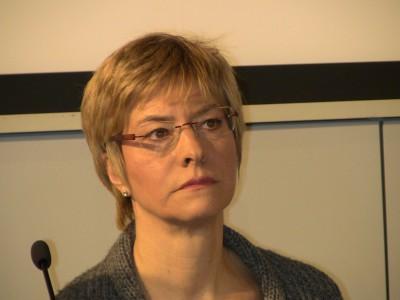 Roberta Pinotti, Ministro della Difesa.