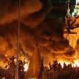 """A Kiev e in altre 10 città limitrofe è guerra civile: perché? Cerchiamo di spiegare la situazione a partire dalla cosiddetta """"Rivoluzione Arancione"""" del 2004."""