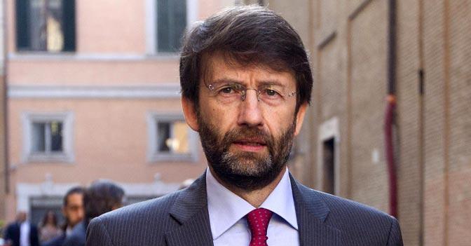 Dario Franceschini, Ministero dei Beni e delle Attività Culturali e del Turismo.