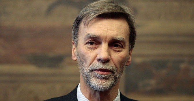 Graziano Delrio, Sottosegretario alla Presidenza del Consiglio dei Ministri.