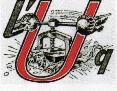 """Il logo del giornale """"L'Uomo qualunque""""."""