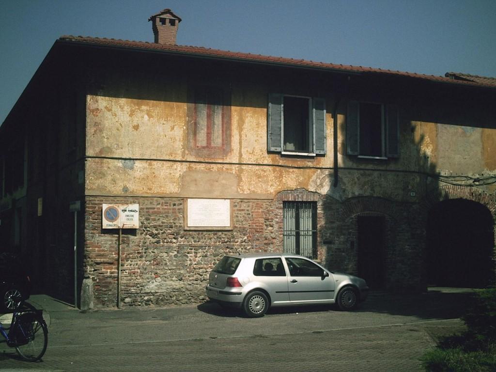 """La """"Prima Bottega"""" dell'ebanista parabiaghese Giuseppe Maggiolini."""