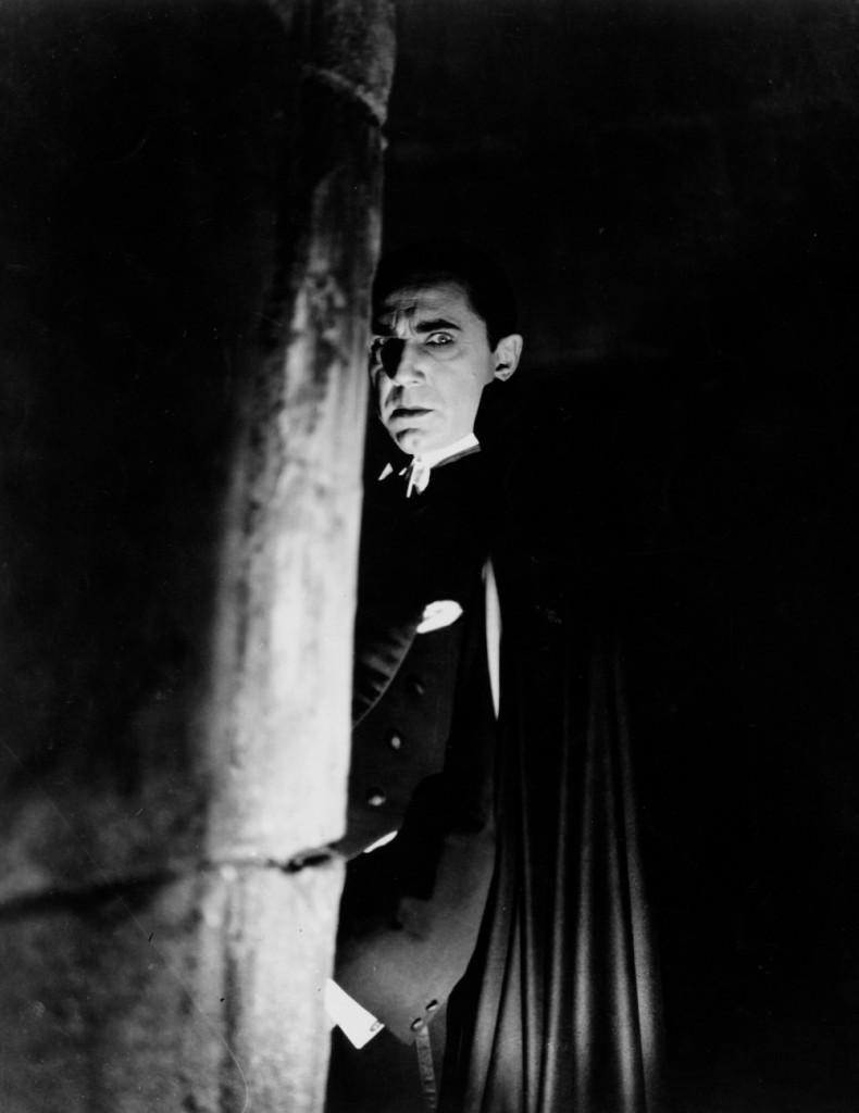 "Bela Lugosi in ""Dracula"" (1931)"